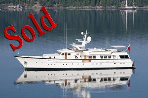 1982 126 Feadship Raised Pilothouse, donate your boat