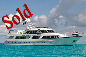 1986 124 Lloyd Motor Yacht, sale, lease, florida