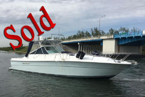 1990 39 Sea Ray Express Cruiser, lease, sale, florida