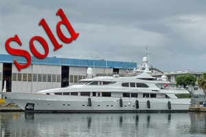 1994 152' Benetti , lease, sale, donation