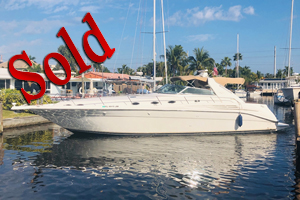 1995 45 Sea Ray Sundancer 450DA, sale, lease