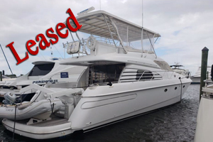 1997 62 Sunseeker Manhatten, sale, lease