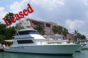 1997 65' Hatteras Motor Yacht, sale, lease, donation