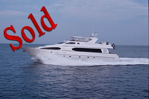2000 94' Destiny Motor Yacht, sale, lease, donation
