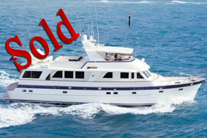 2001 75' Grand Alaskan Flushdeck, sale, lease, donate