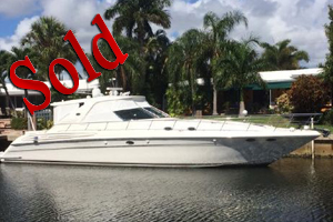 2002 58 Sea Ray Super Sun Sport, sale, florida