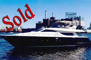 2005 72' Uniesse Marine, donation, yachts for sale