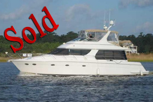 53' Carver Voyager Pilothouse, yacht, boat donation